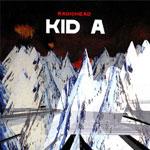 Kid A portada