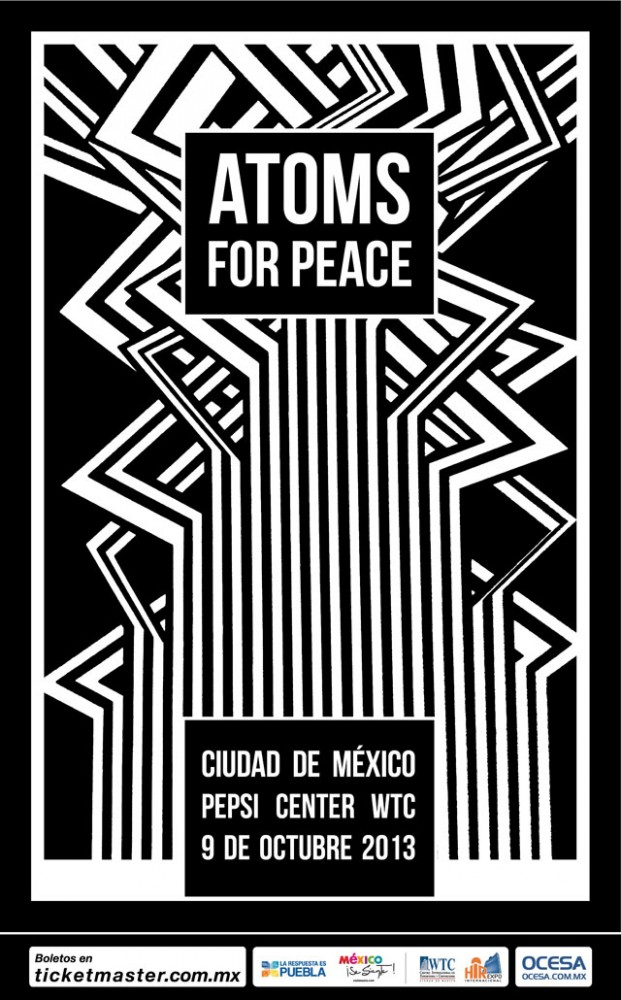¡Atoms For Peace en México!